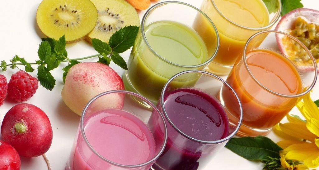 beneficios de tomar jugos detox