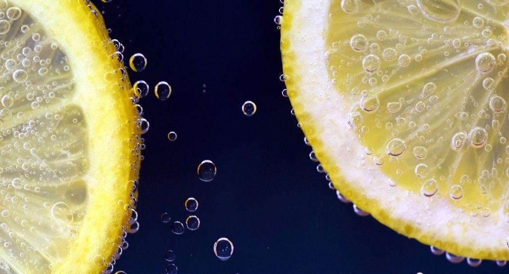 limon para hacer jugos detox