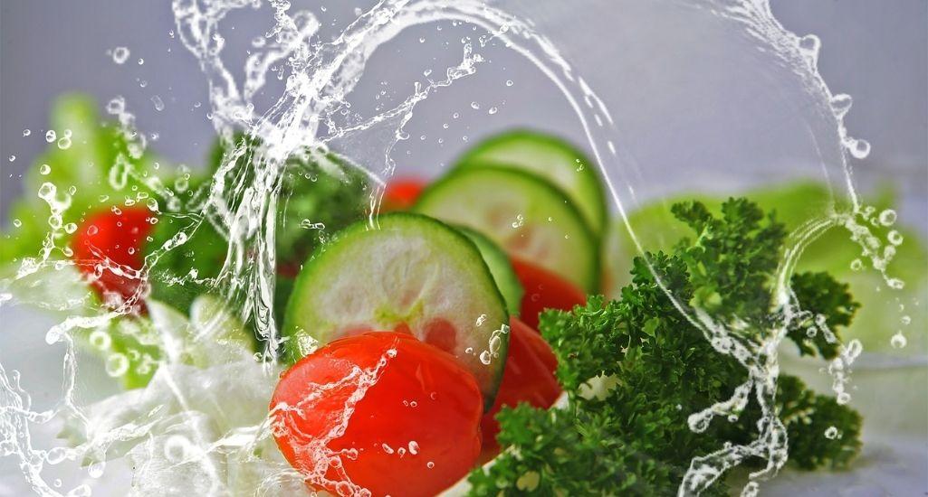 verduras para hacer jugo